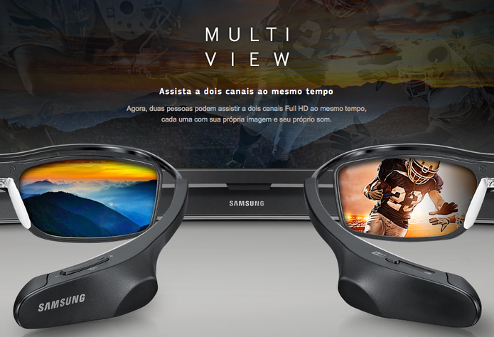 Testamos a TV OLED curva de 55? da Samsung: uma obra de arte bem cara