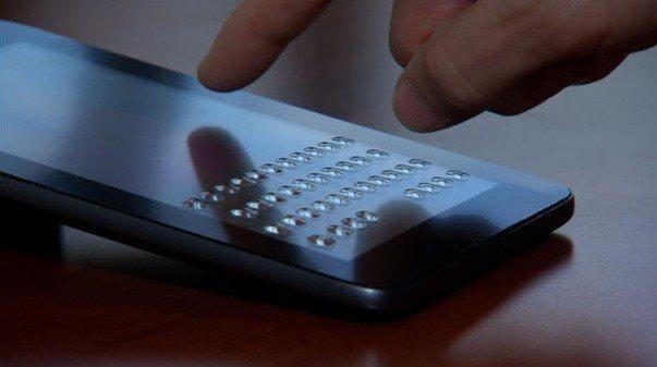 Nova tecnologia promete teclados físicos em telas touchscreen