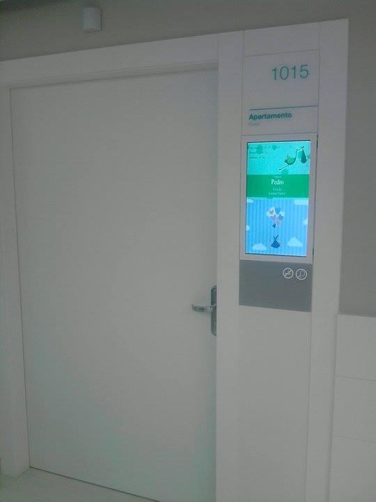 Ecomídia moderniza maternidade do Hospital Moinhos de Vento