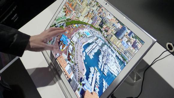 VÍDEO: Primeiro tablet 4K Ultra-HD de 20 polegadas é lançado pela Panasonic.